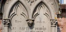 Le cimetière de Wattwiller