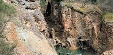 Sentier minier du Schletzenbourg à Steinbach