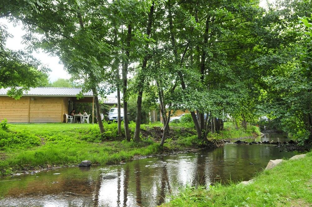 Camping Campéole - Le Giessen