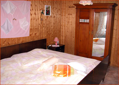 Chambre rose - Dieffenbach au Val