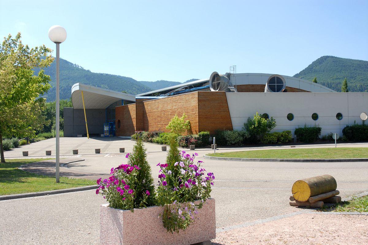 Fitness center Aquavallées