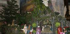Sentier des crèches - Eglise Saint-Gall