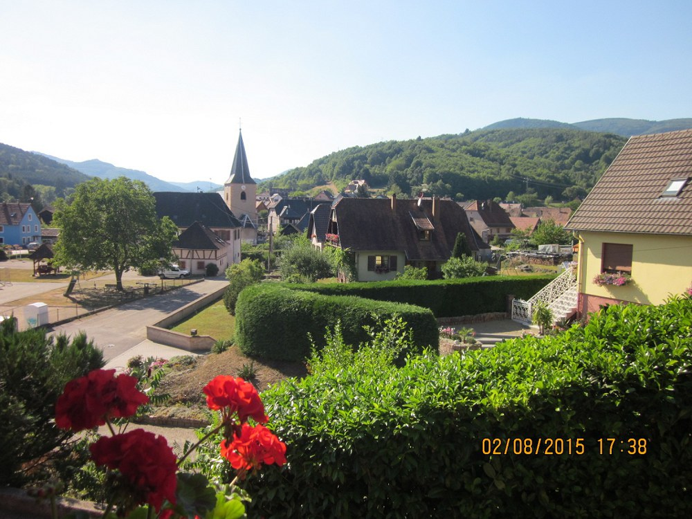 Chambres d'hôtes Au Val Séjour