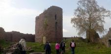 Journées découverte des Châteaux forts - Frankenbourg