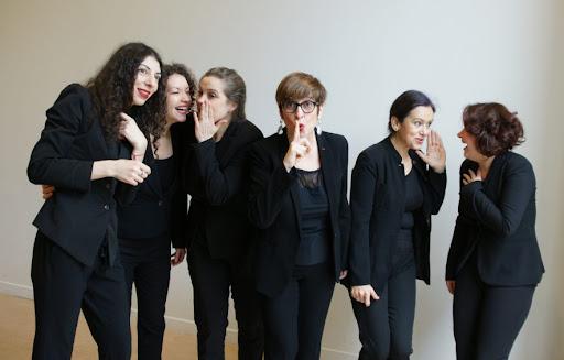 Journées de l'architecture - concert philosophique les voix de Stras'