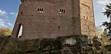 Burgruine von Wangenbourg