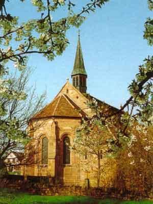 Obersteigen chapel wangenbourg engenthal - Wangenbourg engenthal office tourisme ...