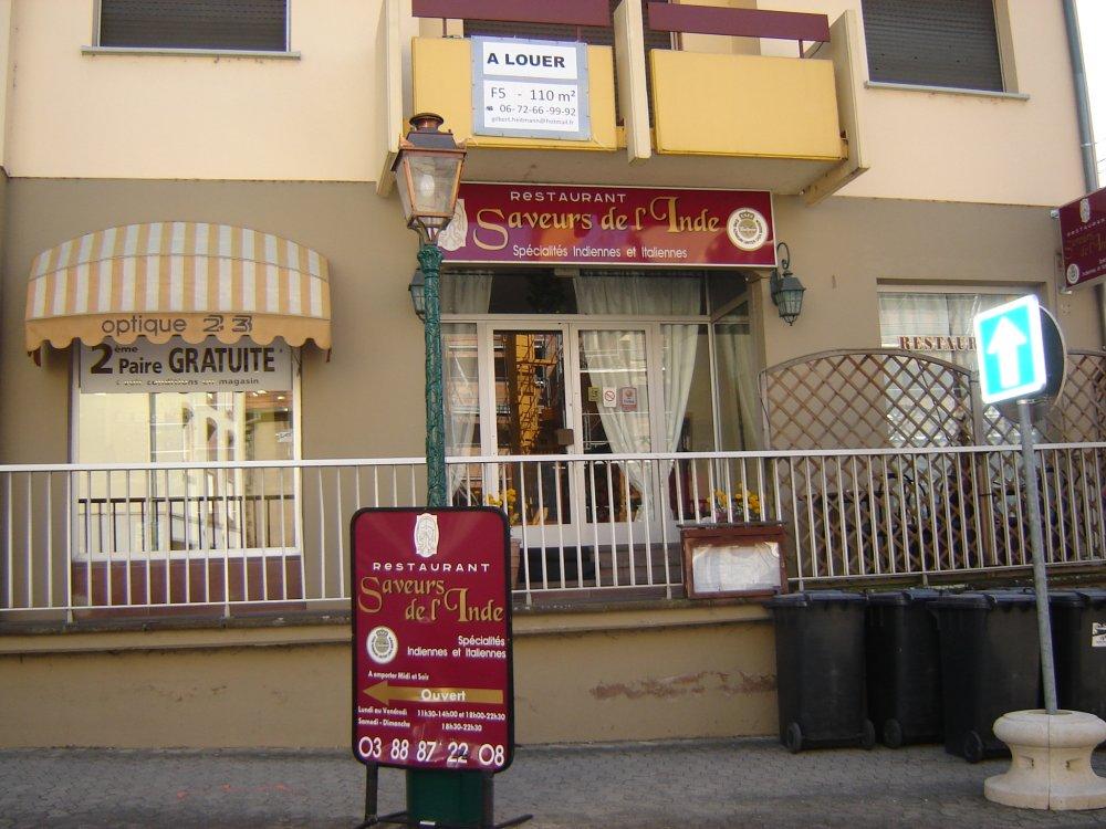 Restaurant Aux Saveurs de l'Inde