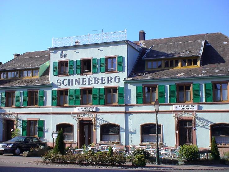 Restaurant le schneeberg wangenbourg engenthal - Wangenbourg engenthal office tourisme ...