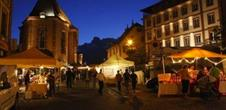 nightly market : local and hand- made products
