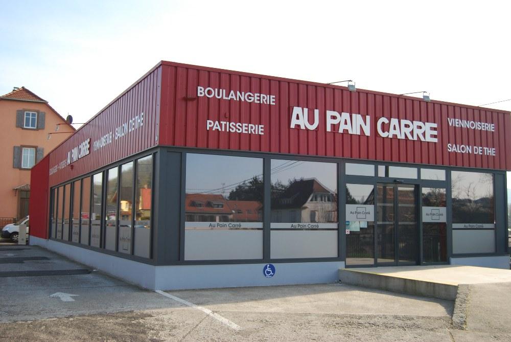 Boulangerie-Pâtisserie Au Pain Carré