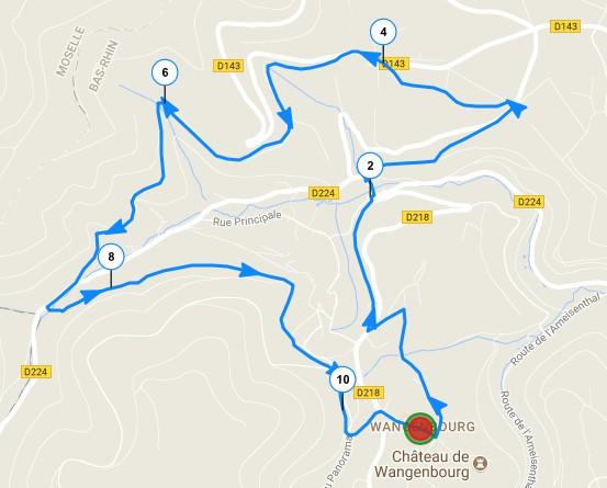 3 circuit d 39 obersteigen marche nordique wangenbourg - Wangenbourg engenthal office tourisme ...