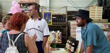 Ronde des vins et marché paysan