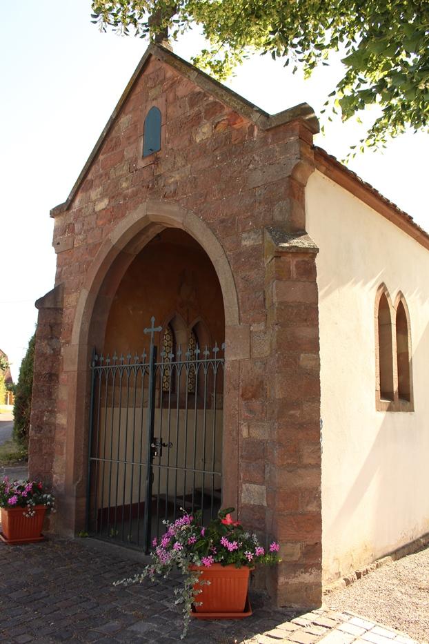 Chapel Sainte Marie
