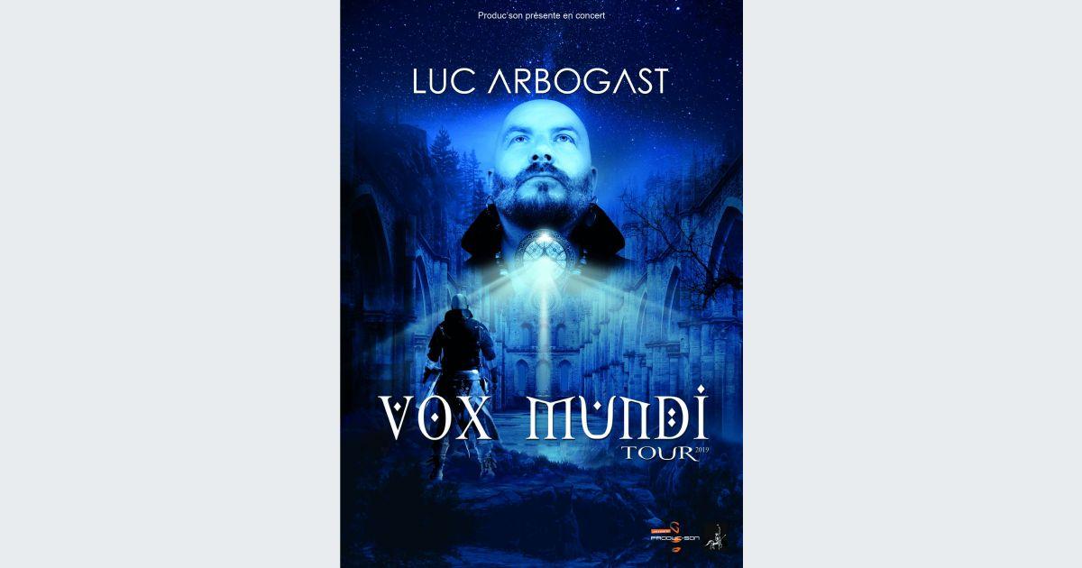Concert Vox Mundi par Luc Arbogast