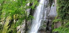 Der Wasserfall von Nideck