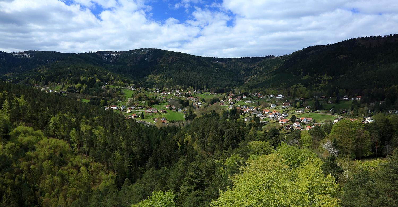 Base vtt circuit 2 la suisse d 39 alsace wangenbourg engenthal - Wangenbourg engenthal office tourisme ...