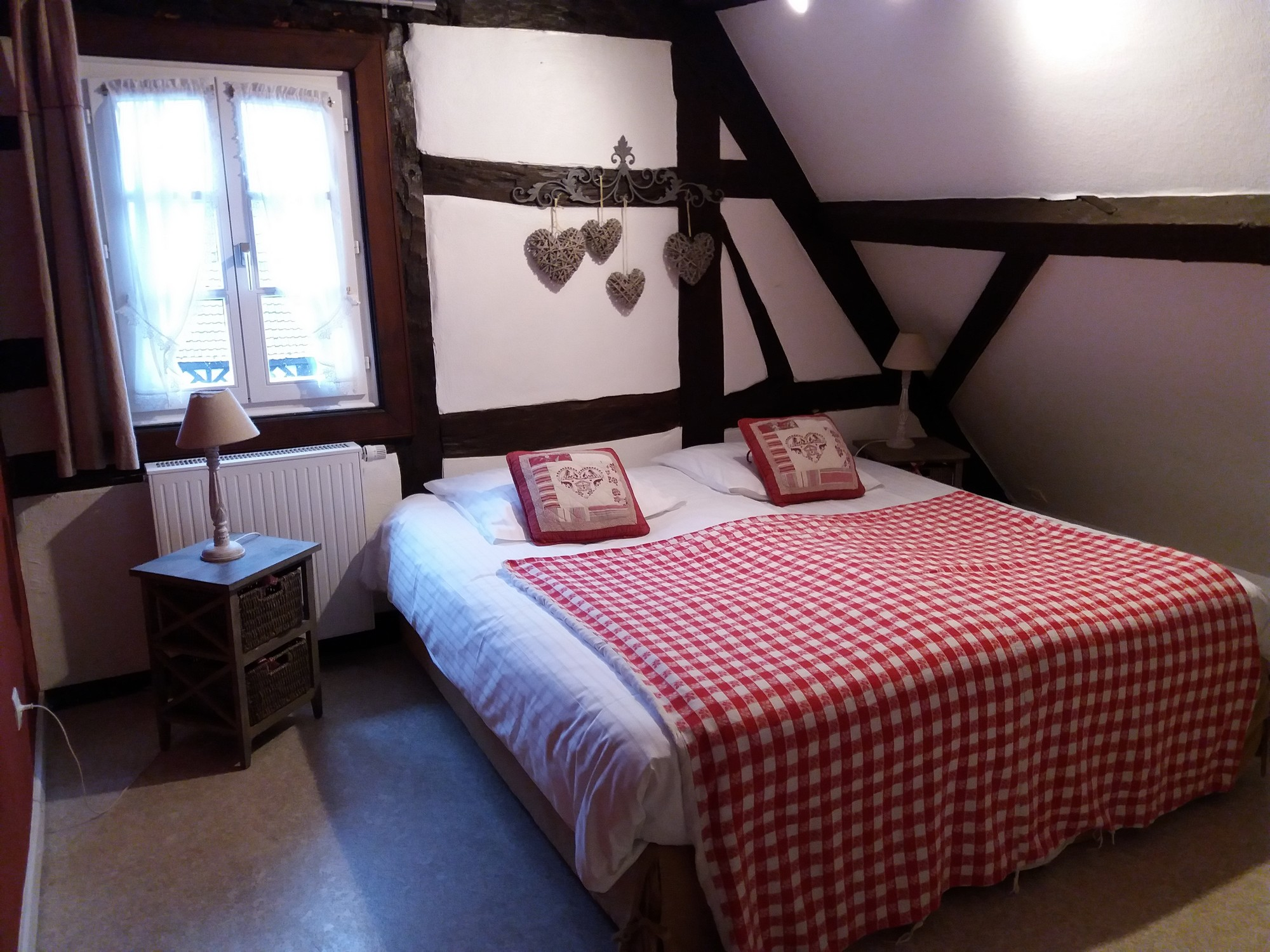 Furnished accomodation to rent by Maison Ungerer